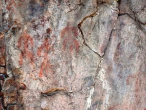 Ruta de las Pinturas rupestres de Librán