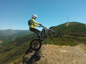 Campeonato de España de Trial en Pobladura