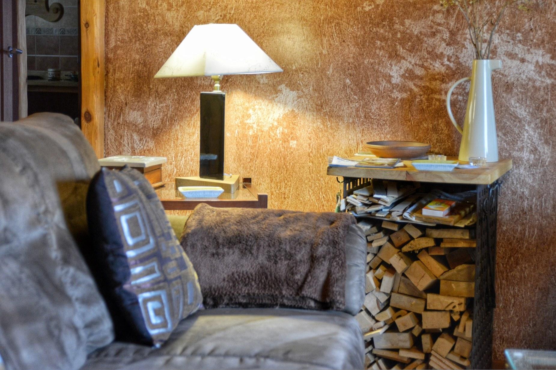 Casa rural La Magia - El Mayulon - Un lugar en el sofa para reposar